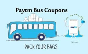 Paytm coupons for bus booking april 2018