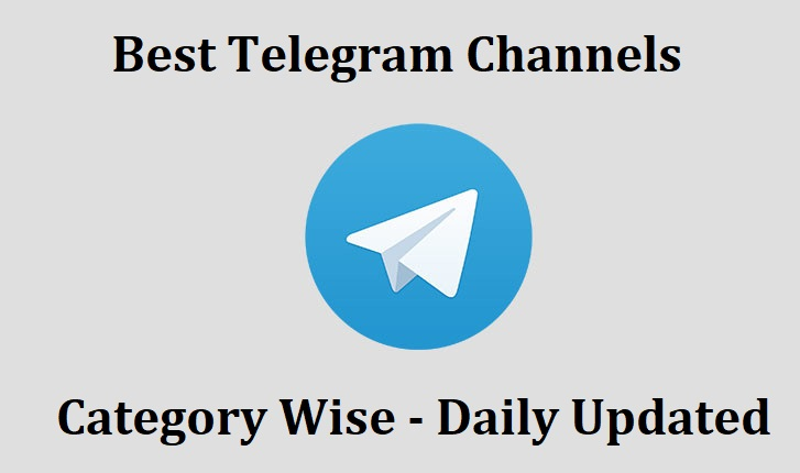Best telegram channels collection category wise tricks by stg in this post you will find best telegram channels ccuart Choice Image