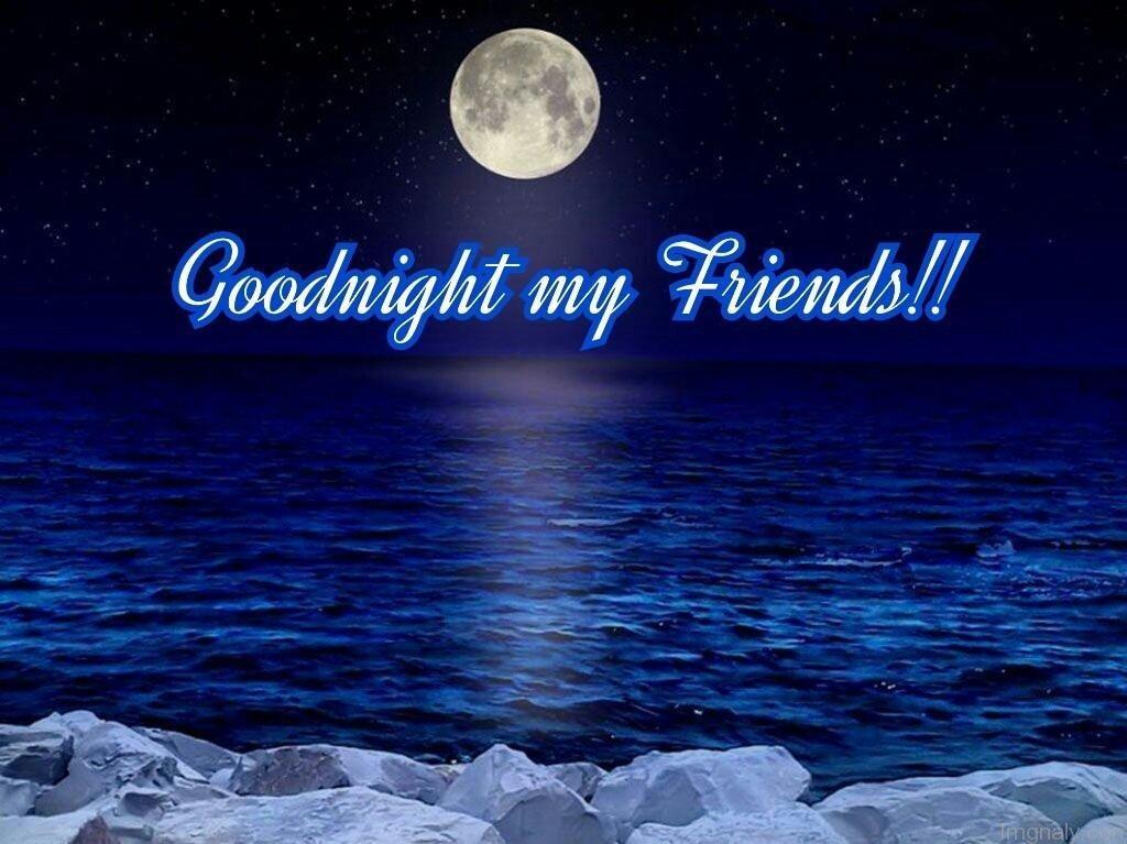 открытки с доброй ночи любимому на английскому значительно