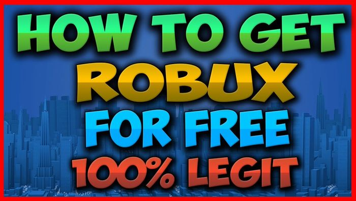 How To Get Free Robux Codes Genuine Methods In 2020 Tricks By Stg