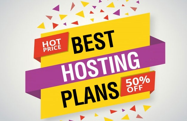 Best Hosting Offers from Different Sites for Aug 2018 [Get
